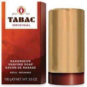 Tabac Original homme-men, Rasierseife Original, 1er Pack (1 x 100 g)