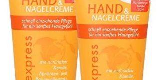 Kamill Hand & Nagel Creme Express 75 ml, 2er Pack (2 x 75 ml)