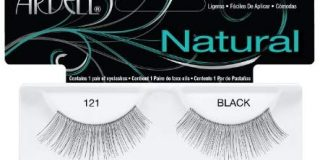 ARDELL - das Original - Fashion Lashes 121 black, 1 Paar