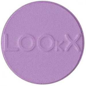 LOOkX Eyeshadow Nr.14 cassis matt, 1er Pack (1 x 2 g)