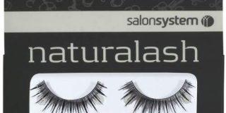 Salon System Naturalash Strip Lashes - 120 Black