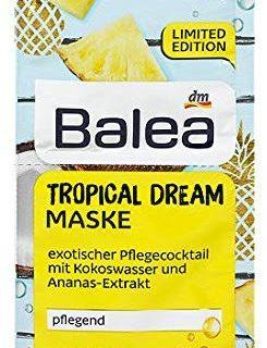 Balea Maske Tropical Dreams, 16 ml