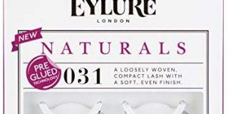 Eylure Naturals No. 031 Pre-Glued, 1er Pack (1 x 2 St&uuml,ck)