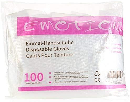 Efalock Professional Einmal-Handschuhe Damen, 1er Pack, (1x 100 St&uuml,ck)