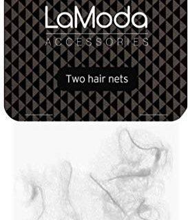 lamoda Hair Nets. Wei&szlig,. 2&nbsp,St&uuml,ck. Eine Gr&ouml,&szlig,e f&uuml,r alle.