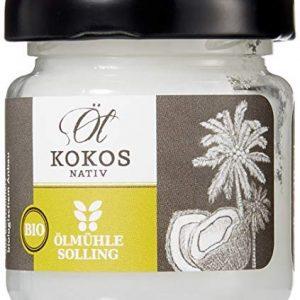 &Ouml,lm&uuml,hle Solling - BIO - Kokos&ouml,l nativ - 1. Kaltpressung - Premium Rohkostqualit&auml,t, 1er Pack (1 x 30 ml)