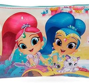 Shimmer and Shine Shiny Kosmetikkoffer, 22 cm, 0.26 liters, Mehrfarbig (Multicolor)