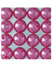 EFCO&nbsp,&ndash,&nbsp,Wachs Perlen, Kunststoff, Old Rose, 3&nbsp,mm Durchmesser, 125-piece