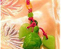 Zorbitz INC Feng Shui Gl&uuml,ck Charms ES, Life, Acryl, mehrfarbig, 3-teilig