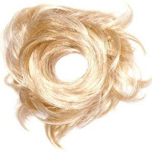 American Dream Chic Haargummi, Farbe M2460 sonnenblond-reines blond