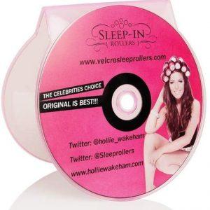 Sleep-In Rollers DVD Tutorial