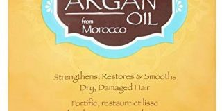 HASK Argan Oil Reparing Deep Conditioner Sachet, 50 ml