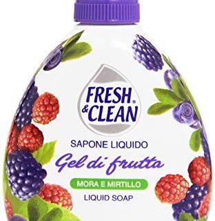 Fresh & Clean&nbsp,&ndash,&nbsp,Seifenspender, Mora und Cranberry&nbsp,&ndash,&nbsp,300&nbsp,ml