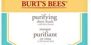 Burt's Bees reinigende Tuch-Maske, einmalige Anwendung, 20 g