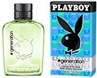 Playboy Generation Men After Shave, 1er Pack (1 x 100 ml)