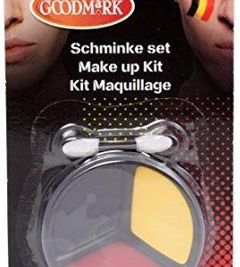 Goodmark Schminkset Belgien, 2er Pack (2 x 2 St&uuml,ck)