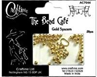 The Bead Cafe Abstandshalter, Gold