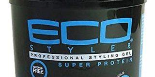 Eco Styler Styling Gel 473 ml Super Protein Jar Black (Styling Produkte, Gels)