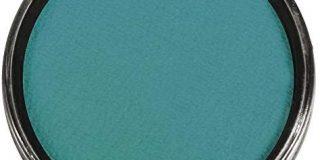 RAYHER 38792407 Paint me Schminkfarbe, Dose, SB-Blister 10 g, blaugr&uuml,n