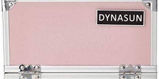 DynaSun ALU Design Beautycase Schmuckfach Schminkkoffer Kosmetikkoffer, 22 cm