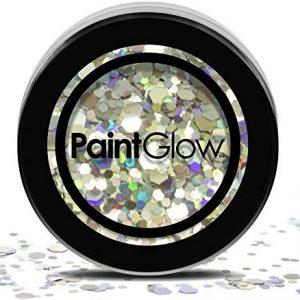 paintglow, geschoben Kosmetik Glitzer f&uuml,r Haar, Gesicht und K&ouml,rper, Disco Fever, 3&nbsp,G