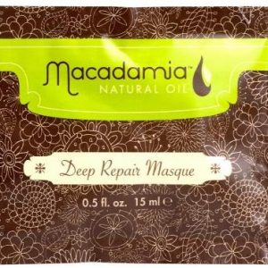 Macadamia Professional Deep Repair Masque, 1er Pack(1 x 15 ml)