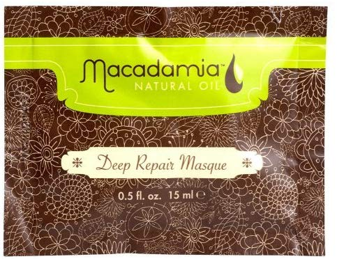 Macadamia Professional Deep Repair Masque, 1er Pack(1 x 15 ml)