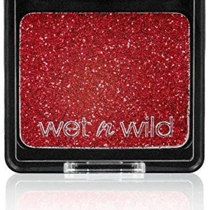 wet n wild Color Icon Glitter Single Vices, 1er Pack (1 x 1,4g)