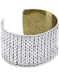 Schmuck-art Damen-Armspange Armerina gold-silber 29002