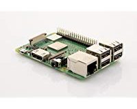 Raspberry 1373331 Pi 3 Modell B+ Mainboard, 1 GB