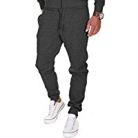 MERISH Jogginghose Herren Jogginganzug Jogger M&auml,nner Trainingsanzug Baumwolle Jungen Slim Fit 211