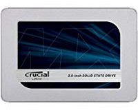 Crucial MX500 CT500MX500SSD1Z 500 GB Internes SSD