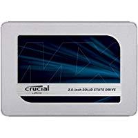 Crucial MX500 CT500MX500SSD1Z 500 GB Internes SSD