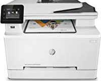 HP Color LaserJet Pro M281fdw Multifunktions-Farblaserdrucker